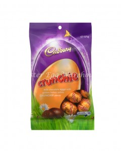 cadbury crunchie eggs