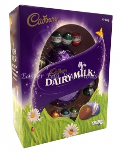 Dairy Milk Gift Box 195g