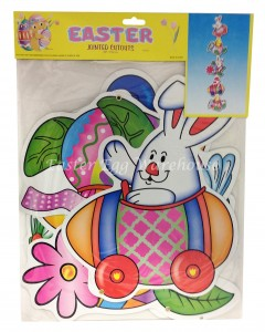 Easter Cut Out Hanging Decorations