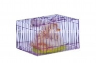 duck in cage