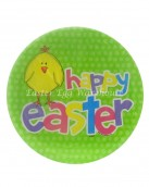 easter plates