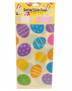Egg Printed Easter Table Cover