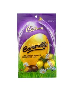 cadbury caramello eggs