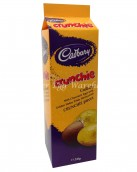 Cadbury Crunchie Carton