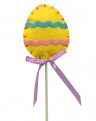 Felt Egg on Stick
