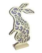 detailed bunny stand