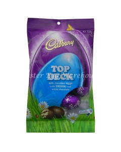 cadbury top deck eggs