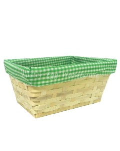 green liner basket