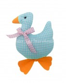 checkered soft duck