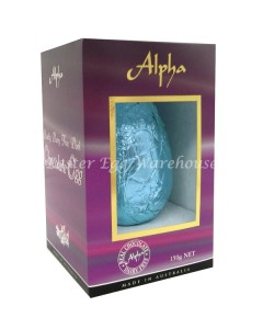 Alpha Egg Pale Blue 150g