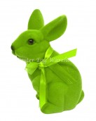 Green Easter Bunny Decoration