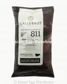 callebaut dark callets