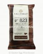 callebaut milk callets