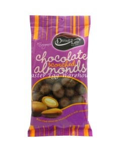 darrell lea chocolate almonds