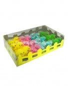 24pc coloured chicks