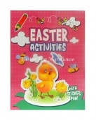 easter activities with stickers