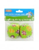 easter extravaganza cupcake cases 50pc