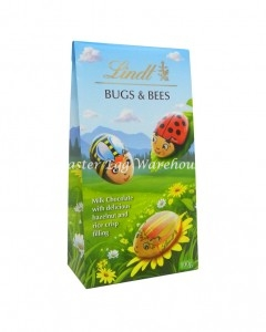 lindt bugs and bees 100g