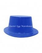 tophat plastic blue