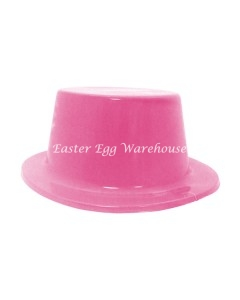 Top Hat Plastic pink