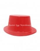 Top Hat Plastic red