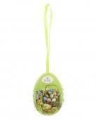 confiserie-heidel-green-chocolate-egg-ornament-15g