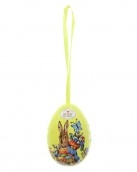 confiserie-heidel-yellow-chocolate-egg-ornament-15g