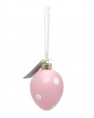 polkadot-easter-egg-decorative-ornament-pink