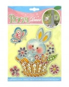 room-decor-self-adhesive-wallpaper-bunny-in-basket