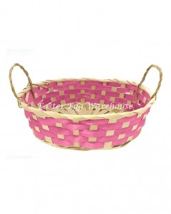 round-weaved-easter-basket-25x6x12cm-pink