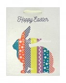 white-happy-easter-bag-17x22
